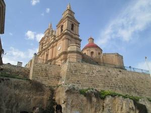 The church at Melliha